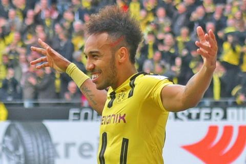 Dortmund chot gia ban tien dao Aubameyang hinh anh 2