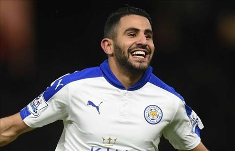 Tu choi Arsenal va Chelsea, tien ve Mahrez toi Barca hinh anh 2
