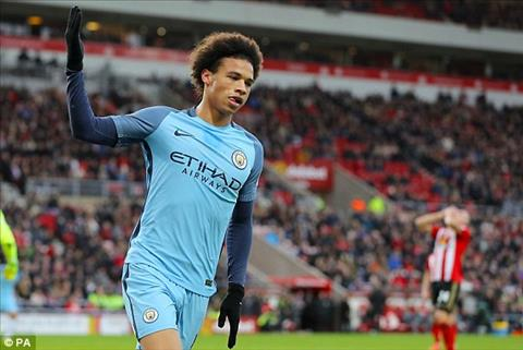Tien ve Leroy Sane muon Man City vo dich FA Cup hinh anh 2
