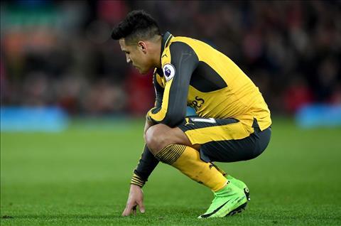 Quan diem Sanchez can mot suy nghi dung dan ve Arsenal va Wenger hinh anh