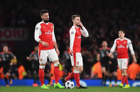 Du am Arsenal 5-0 Lincoln Wenger se lai tai vi hinh anh