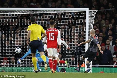 Thay gi sau tran Arsenal 1-5 Bayern Munich hinh anh 2