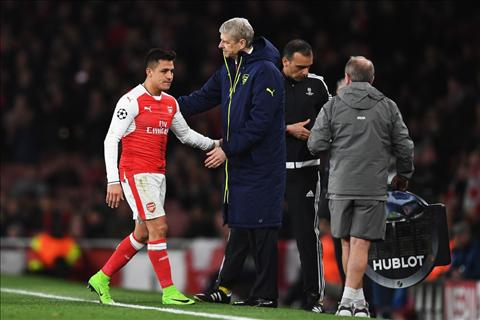 PSG gui de nghi kho cuong toi Arsenal de co Sanchez  hinh anh