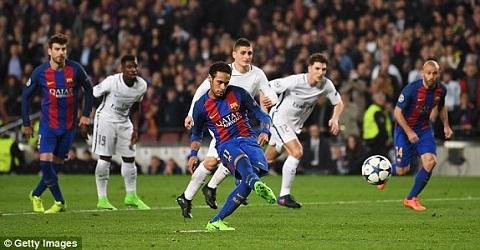Du am Barca 6-1 PSG Show dien cua Neymar hinh anh 3