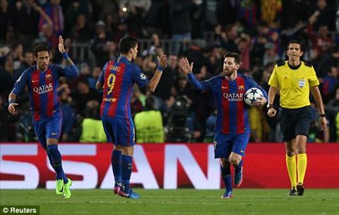 Du am Barca 6-1 PSG Tro lo tai Nou Camp hinh anh
