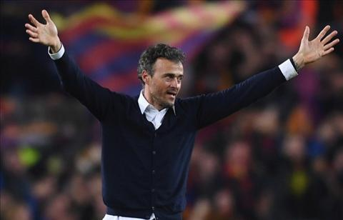HLV Enrique tiet lo ke hoach sau khi roi Barca hinh anh