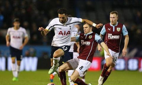 Nhan dinh Burnley vs Tottenham 21h00 ngay 14 (NHA 201617) hinh anh