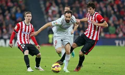Nhan dinh Osasuna vs Bilbao 21h15 ngay 14 (La Liga 201617) hinh anh