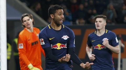 Nhan dinh RB Leipzig vs Darmstadt 20h30 ngay 14 (Bundesliga 201617) hinh anh