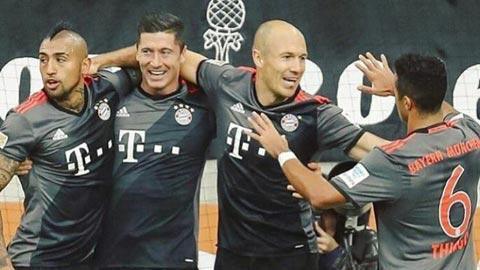 Nhan dinh Bayern Munich vs Augsburg 20h30 ngay 14 (Bundesliga 201617) hinh anh