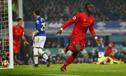 Liverpool khong thua Everton trong 12 cuoc cham tran gan nhat.