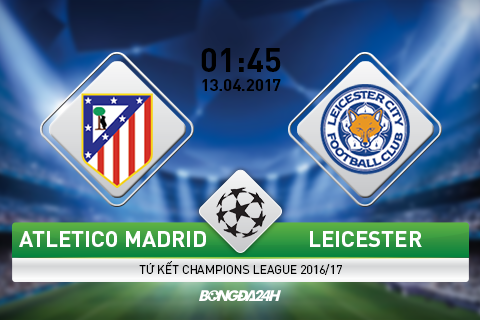Atletico vs Leicester Simeone danh gia cao Vardy hinh anh
