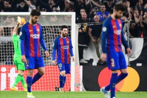 Nhung thong ke an tuong sau tran dau Juventus 3-0 Barca hinh anh 2