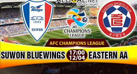 Nhan dinh Suwon vs Eastern 17h00 ngay 124 (AFC Champions League 2017) hinh anh