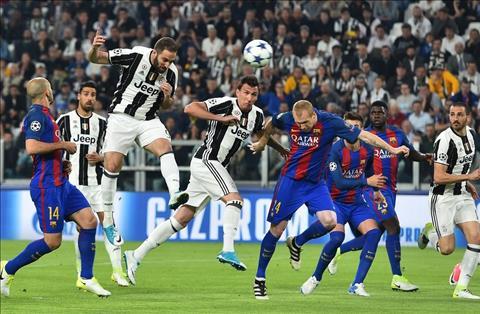 Thay gi sau tran thua khong the bao chua cua Barca truoc Juventus hinh anh