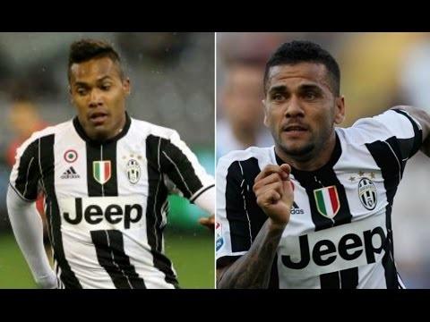 Sandro va Alves choi cuc tot truoc Barca