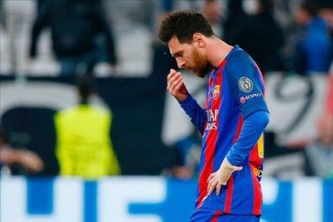 Ngoi sao Messi noi loan, bo buoi giao huan cua HLV Enrique hinh anh