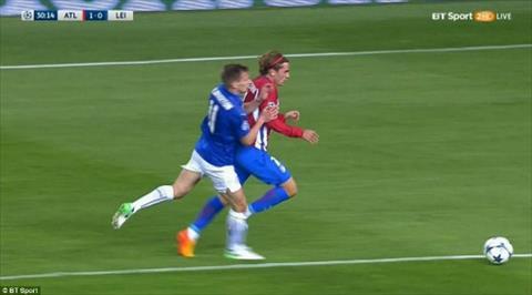 Dau an luot di tu ket Champions League 201617 Sai lam cua trong tai hinh anh 2