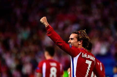 Sao Real khen ngoi Griezmann truoc dai chien hinh anh