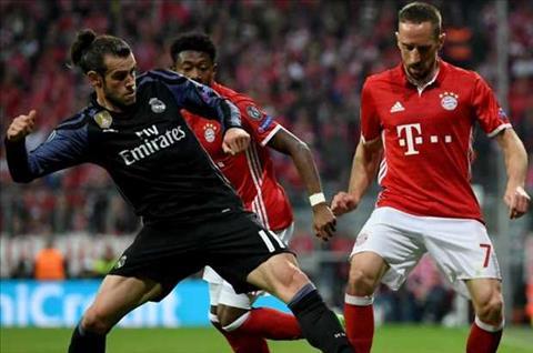 Gareth Bale nhan Chau Au Champions League luon la cua Real Madrid hinh anh