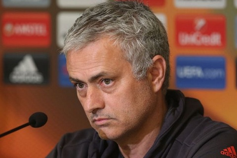 Mourinho truoc tran voi Anderlecht