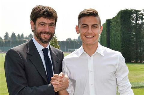 Juventus chinh thuc troi chan Dybala dai han hinh anh