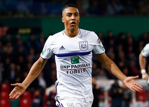 Truoc tran Anderlecht vs MU Hay can than voi Tielemans hinh anh 2