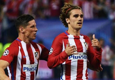Torres khuyen Griezmann khong nen den MU hinh anh