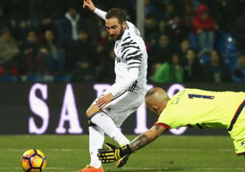 Tong hop Pescara 0-2 Juventus (Vong 32 Serie A 201617) hinh anh