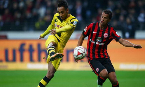 Nhan dinh Dortmund vs Frankfurt 20h30 ngay 154 (Bundesliga 201617) hinh anh