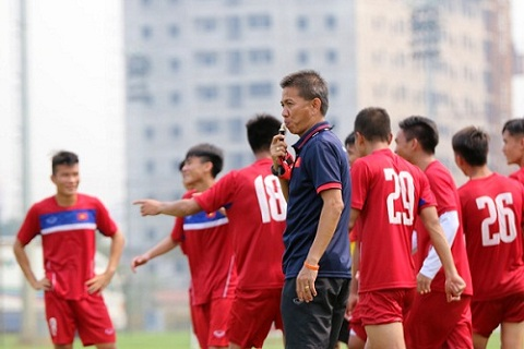U20 Viet Nam chot danh sach sang tap huan o Duc hinh anh