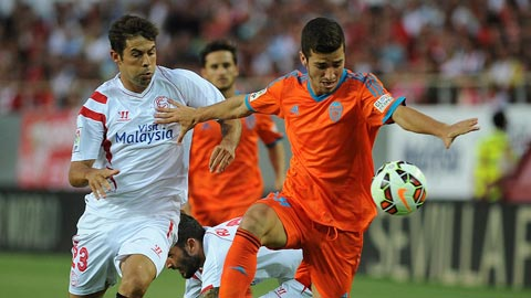 Nhan dinh Valencia vs Sevilla 21h15 ngay 164 (La Liga 201617) hinh anh
