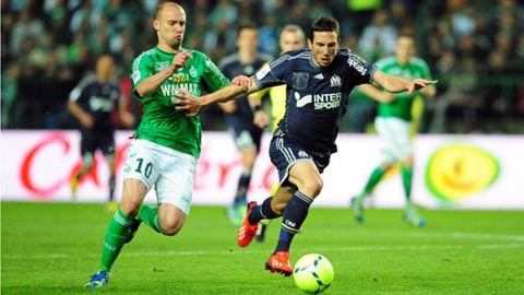 Nhan dinh Marseille vs StEtienne 02h00 ngay 174 (Ligue 1 201617) hinh anh