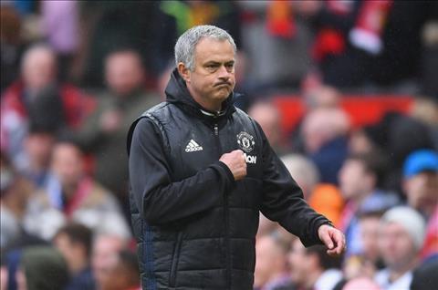 HLV Mourinho cho thay su cao tay