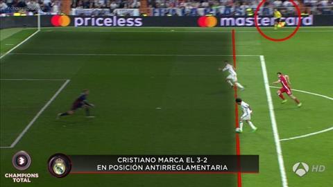 Trong tai tran Real Madrid 4-2 Bayern mac hang loat sai lam hinh anh 2