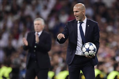 Zidane het loi ca ngoi Ronaldo sau chien thang Bayern  hinh anh 2