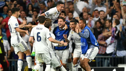 Qua buc xuc, Faustino Asprilla goi Real Madrid la mot lu chuot.