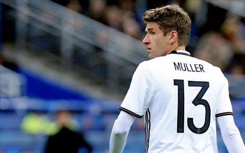 MU hoi mua tien dao Thomas Muller vao thang 1 nam 2018 hinh anh
