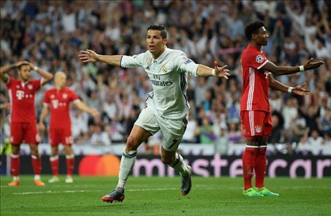 Thong ke Real 4-2 Bayern Ronaldo lai lap ky tich hinh anh 3