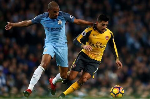 Arsenal vs Man City (22h ngay 24) Chung mot giac mo chau Au hinh anh 4