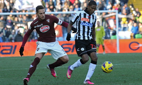 Nhan dinh Torino vs Udinese 17h30 ngay 24 (Serie A 201617) hinh anh
