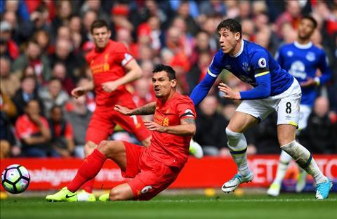 Nhung thong ke dang chu y sau tran dau Liverpool 3-1 Everton hinh anh
