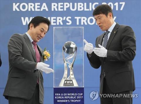 Han Quoc da san sang cho FIFA U20 World Cup 2017 hinh anh