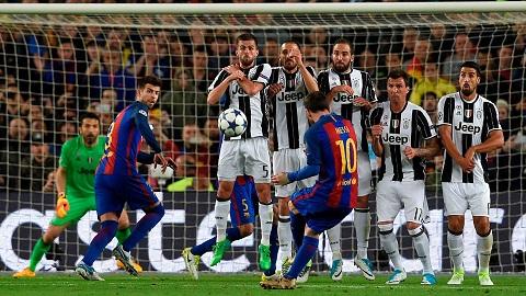 Diem nhan sau tran hoa bat luc cua Barca truoc Juventus hinh anh 2