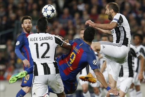 Du am Barca 0-0 Juventus Vo quyt day co mong tay nhon! hinh anh 2
