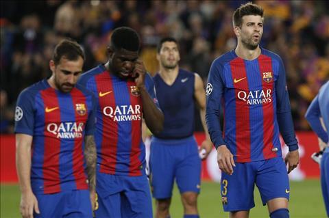 Nhung con so dac biet sau tran dau Barca 0-0 Juventus hinh anh