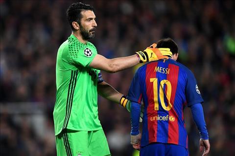 Buffon Juventus vao chung ket la le thuong tinh hinh anh