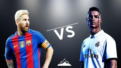Gary Neville nhan xet Cris Ronaldo xuat sac hon Lionel Messi.