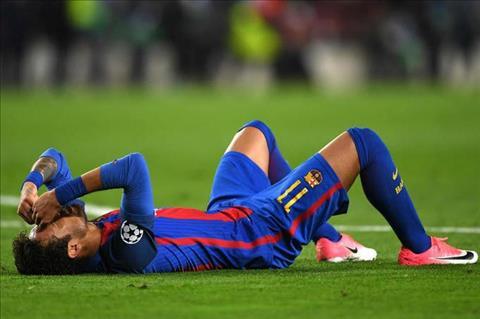 Rakitic keu goi Barca chien thang o El Clasico vi Neymar hinh anh