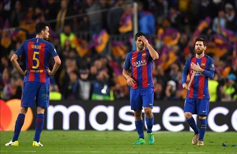 Messi va Neymar doi Barca vo vet ca Chau Au hinh anh